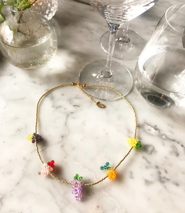 Frutta Necklace by Et Toi