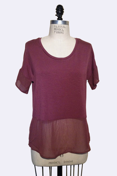 Margaret Short Sleeve Tee