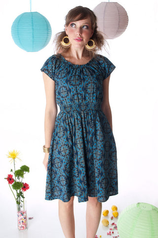 Twist & Twirl Dress