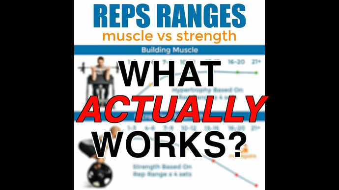 Rep Ranges for Muscle Growth