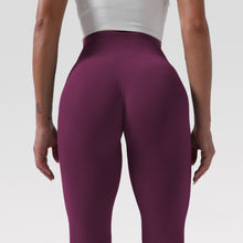 Load image into Gallery viewer, LUNA Seamless Leggings - Cassis
