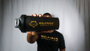 WOLFPACK Shaker Bottle