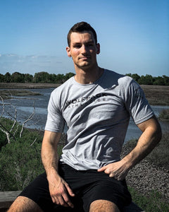 WOLFPACK Performance Tee - Grey