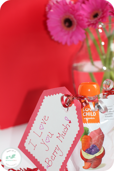 Love Child Organics Valentine Fun