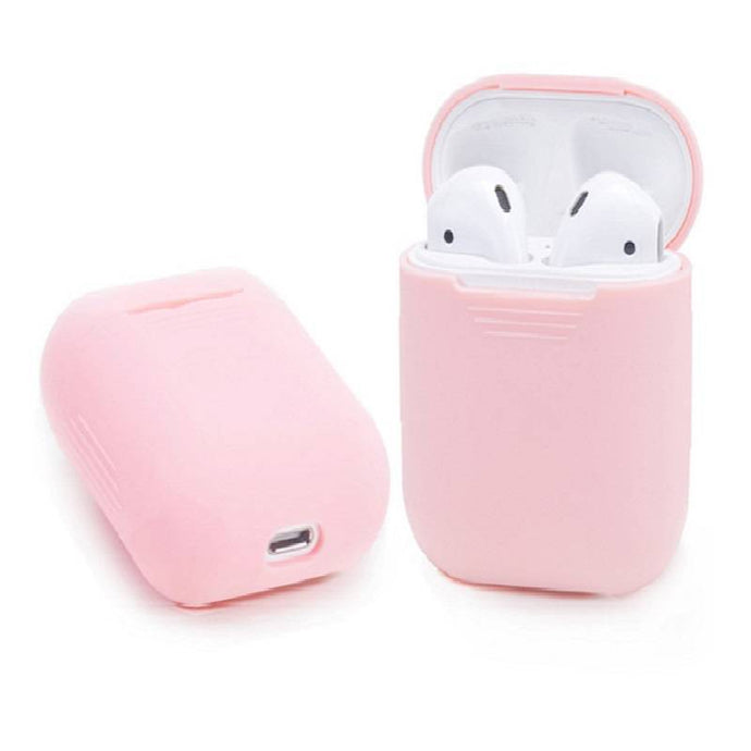 Ultra Thin Silicone AirPod Case Cover