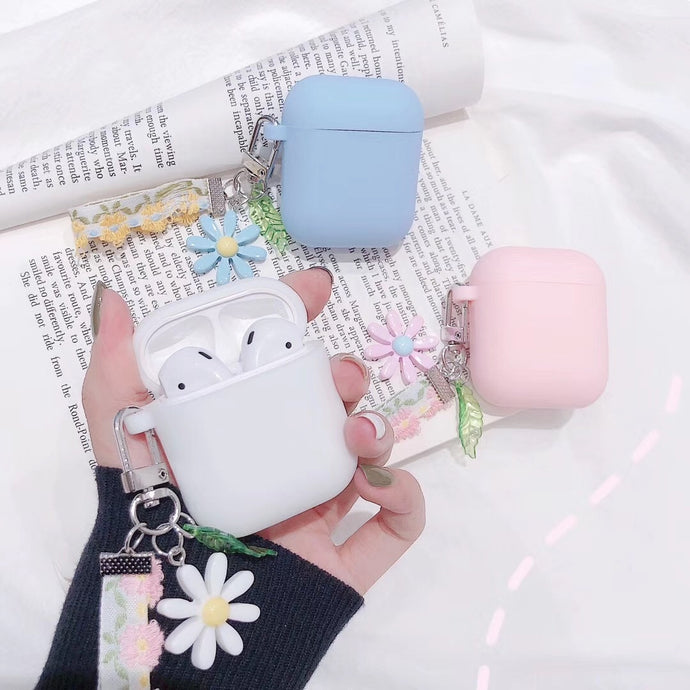 Flower AirPod Case Cover