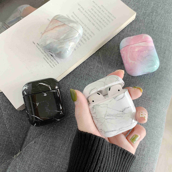 Marble AirPod Case Cover