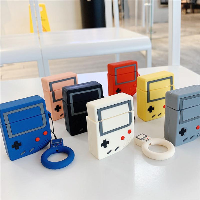 Gameboy Airpod Case Cover