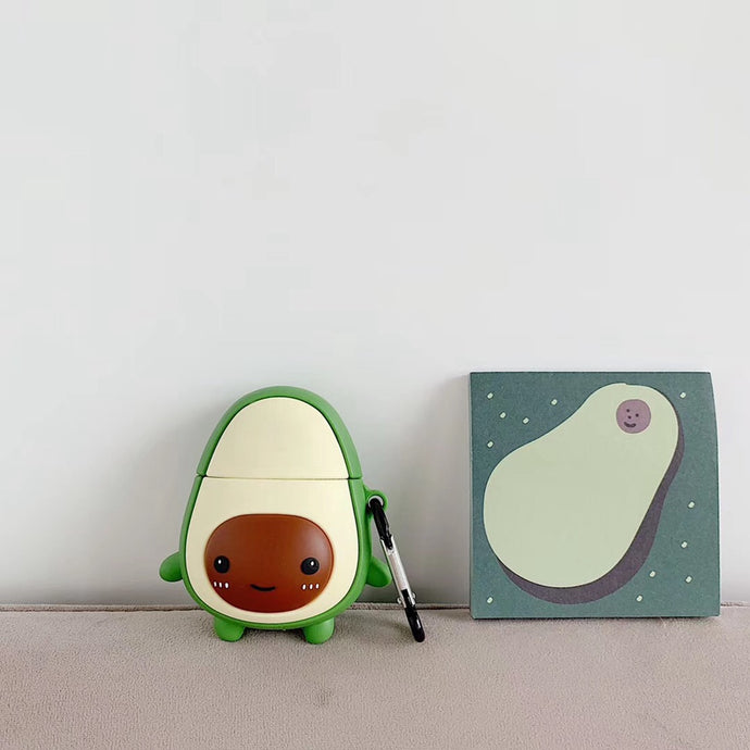 Avocado Seed Airpod Case Cover