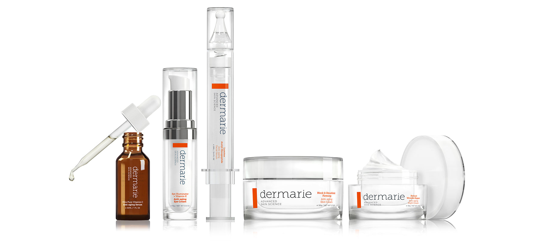 Dermarie Skin Care Collection