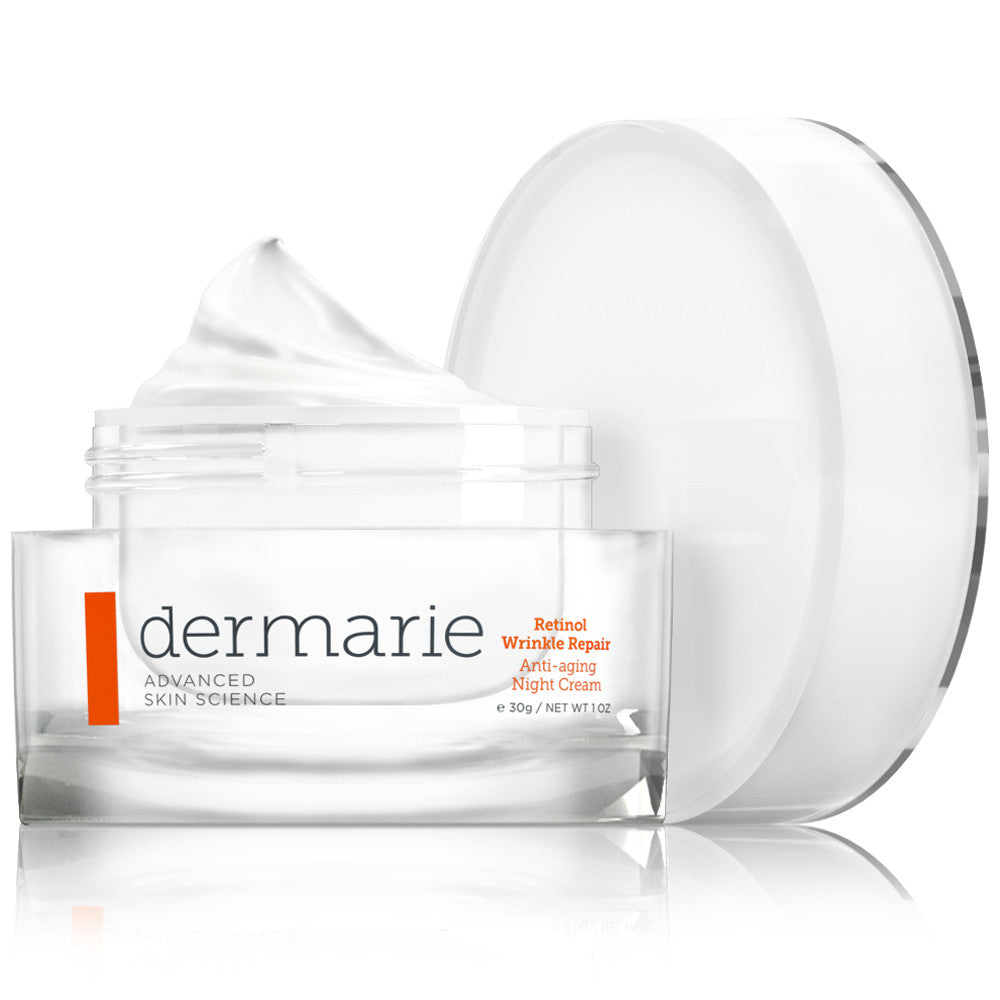 Dermarie Retinol Wrinkle Repair Anti-aging Night Cream