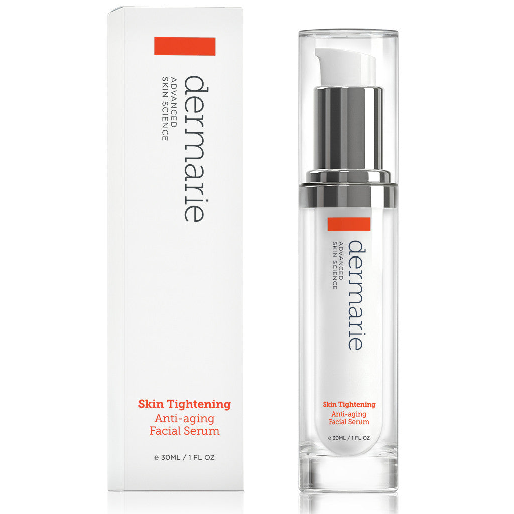 Dermarie Skin Tightening Anti-aging Facial Serum 1 oz
