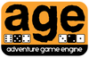 AGE (Adventure Game Engine) Logo
