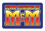 Super-Powered by M&M Trademark License