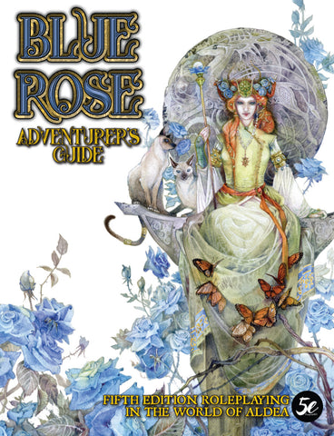 Blue Rose Adventurer's Guide: 5e PDF [Preorder]