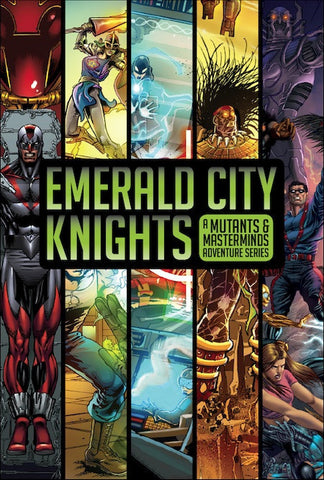 Emerald City Knights Adventure Series (PDF)