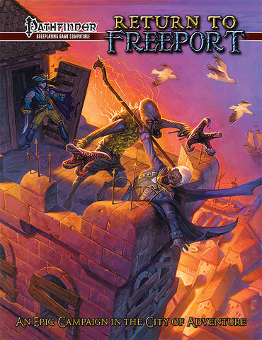 Return to Freeport (Pre-Order)