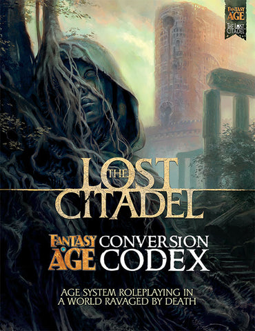 The Lost Citadel Fantasy AGE Conversion Codex (PDF)