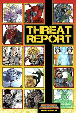 Threat Report (Print)
