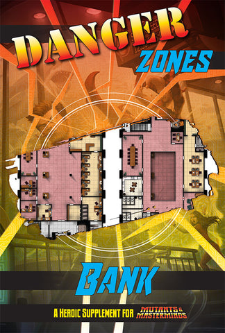 Danger Zones: Bank (PDF)
