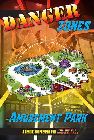 Danger Zones: Amusement Park (PDF)