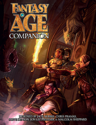 Fantasy AGE - Green Ronin Online Store