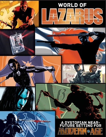 The World of Lazarus (PDF)