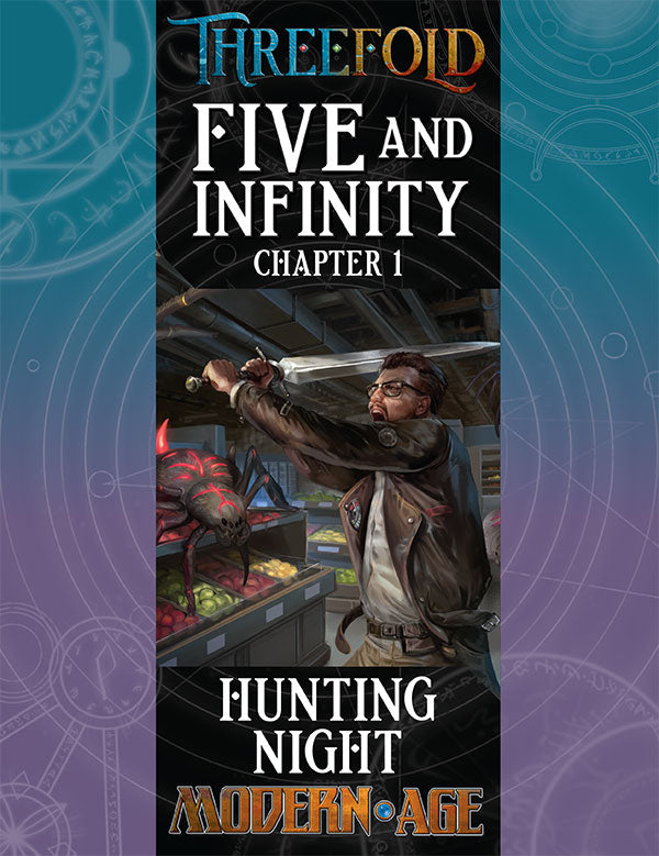 Five and Infinity, Chapter 1: Hunting Night (PDF)