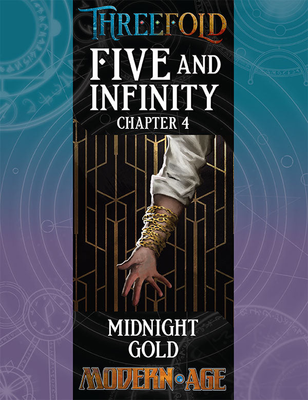 Five and Infinity, Chapter 4: Midnight Gold (PDF)