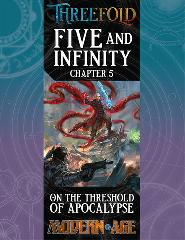 Five and Infinity, Chapter 5: On the Threshold of Apocalypse (PDF)
