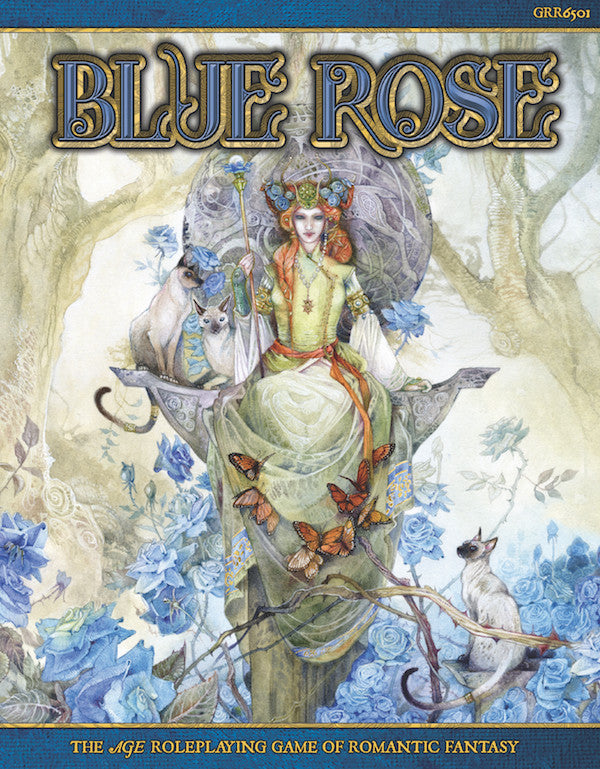Blue Rose: The AGE RPG of Romantic Fantasy -  Green Ronin