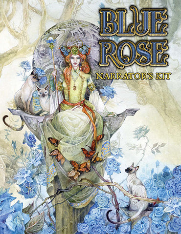 Blue Rose Narrator's Kit (AGE System PDF)