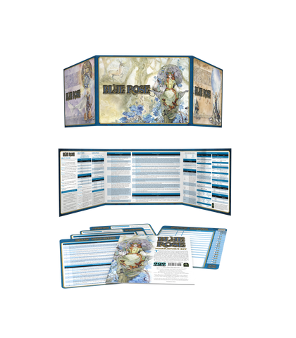 Blue Rose Narrator's Kit (AGE System) [Pre-Order]