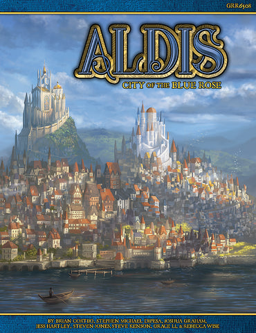 Aldis: City of the Blue Rose (PDF)