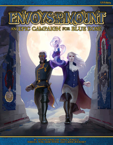 Blue Rose: Envoys to the Mount (PDF)