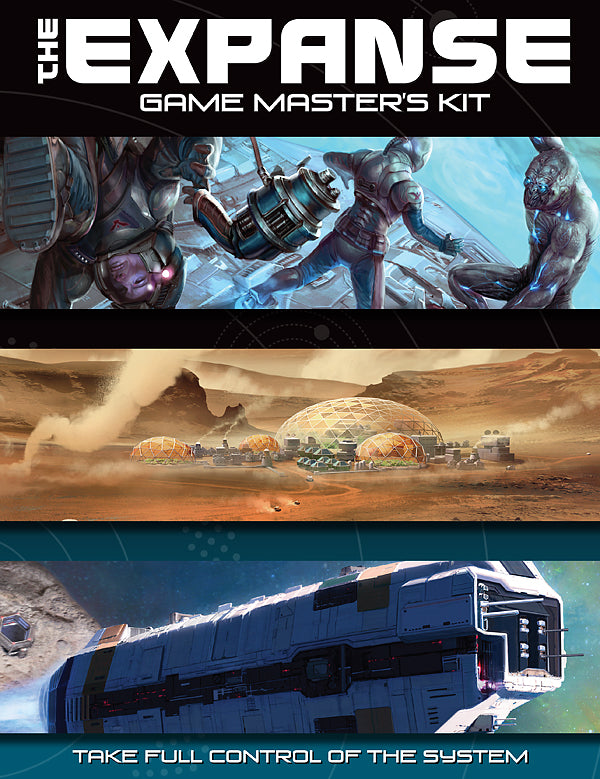 The Expanse Game Master's Kit (PDF)