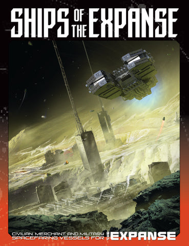 Ships of the Expanse: PDF Format [PREORDER]