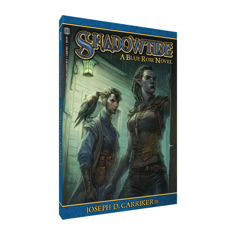 Shadowtide: A Blue Rose Novel (Pre-Order)