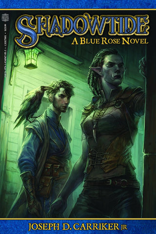 Shadowtide: A Blue Rose Novel [Limited Edition Hardcover]