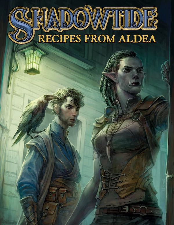 Shadowtide: Recipes From Aldea (Free PDF)