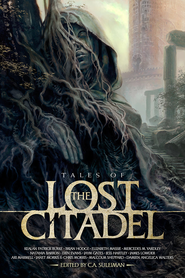 Tales of the Lost Citadel (Fiction Anthology; PDF & ePub formats)