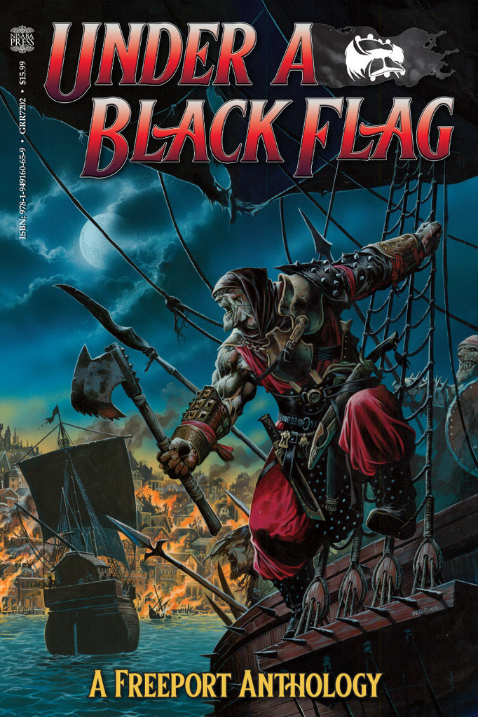 Under a Black Flag: Tales of Freeport (PDF, EPUB)