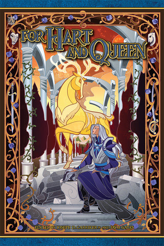 For Hart and Queen: A Blue Rose Anthology (ePub & PDF)
