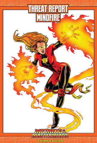 Mutants & Masterminds Threat Report #07: Mindfire (PDF)