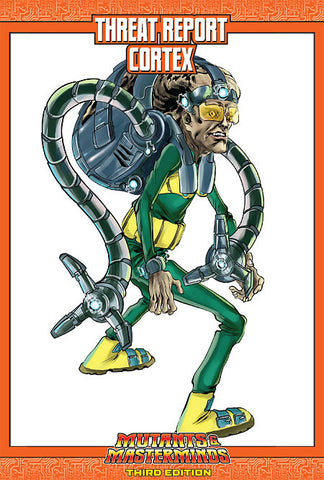 Mutants & Masterminds Threat Report #23: Cortex (PDF)