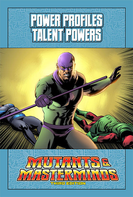 Mutants & Masterminds Power Profile: Talent Powers (PDF)