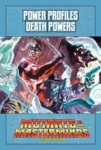 Mutants & Masterminds Power Profile: Death Powers (PDF)