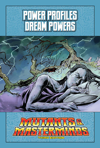 Mutants & Masterminds Power Profile: Dream Powers (PDF)
