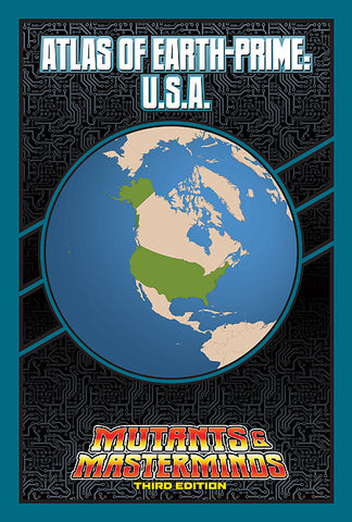 Atlas of Earth-Prime: United States of America (PDF)