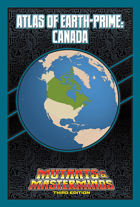 Atlas of Earth-Prime: Canada (PDF)